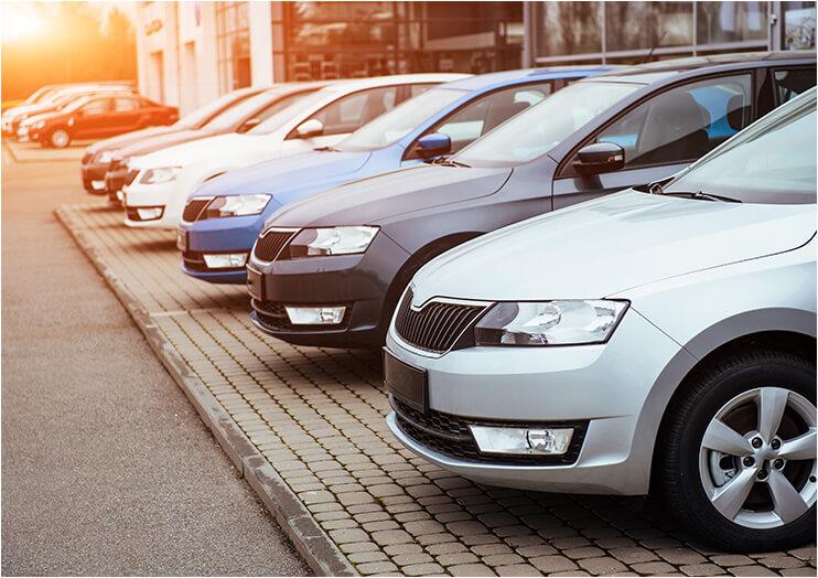 自動車製品