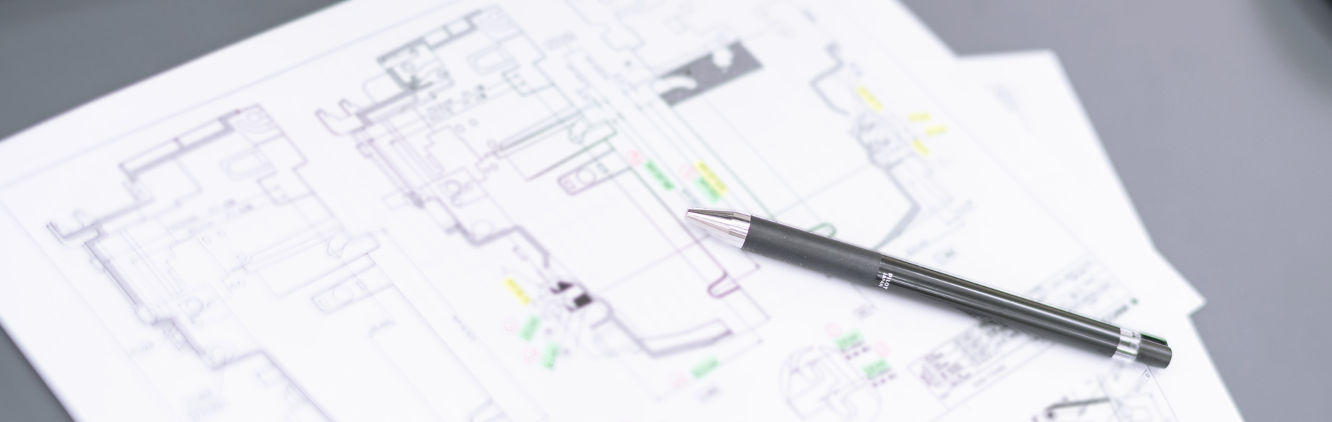 企画・設計~二次加工・測定までトータルサポート