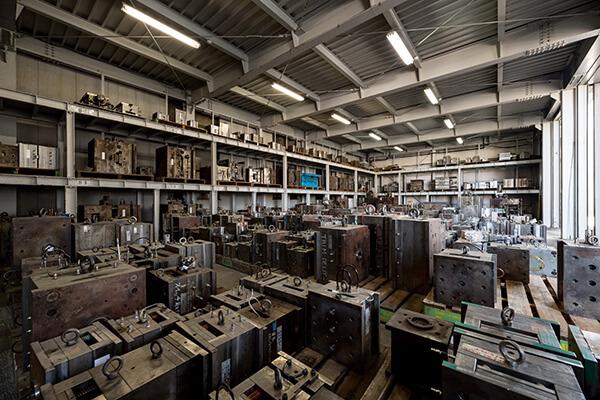 第1大型金型倉庫